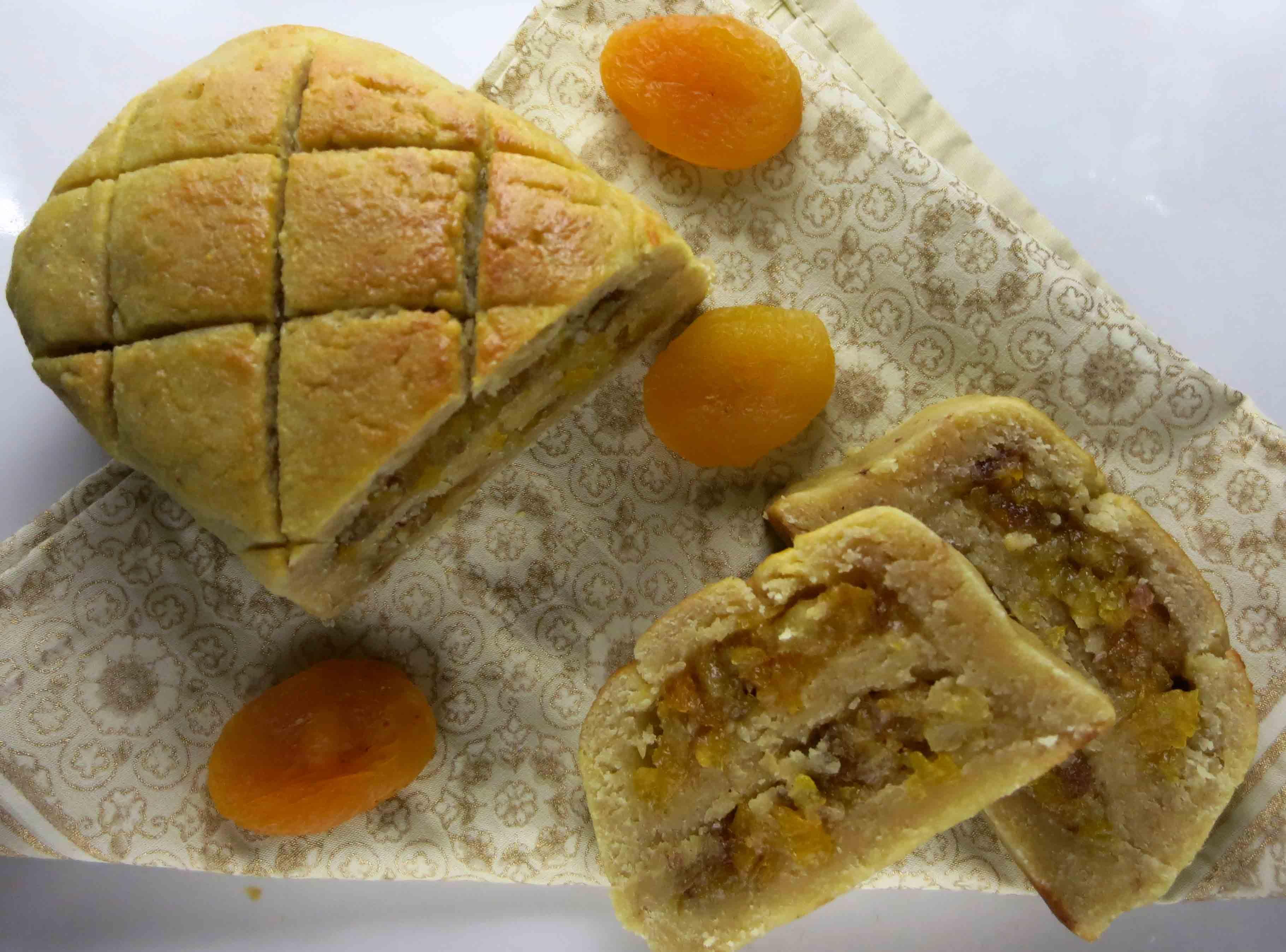 Pan de Cádiz, dulce navideño en versión paleo