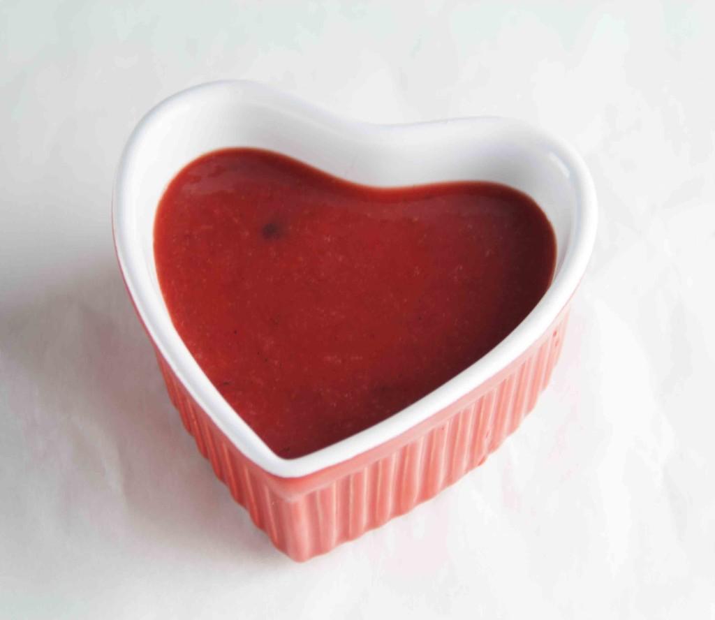paleo mermelada de fresa