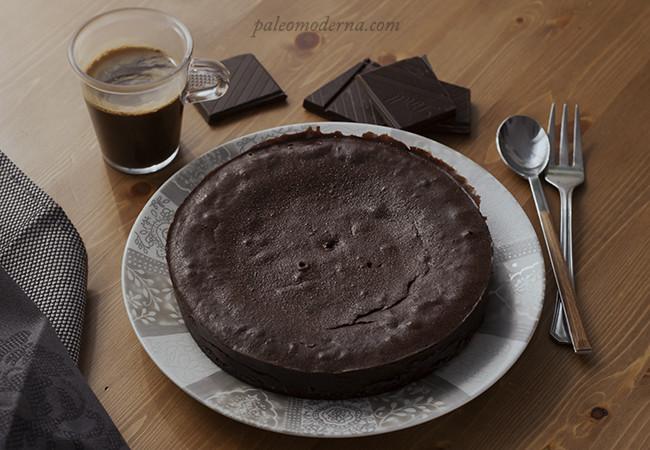 Pastel sueco de chocolate {sin gluten}