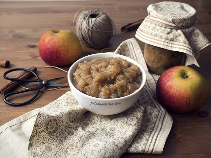 apple sauce whole30