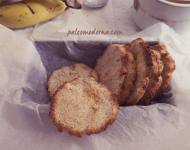 galletas paleo sin huevo