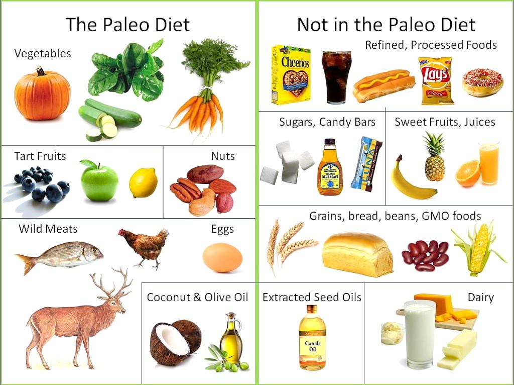 ¿qué puedo beber en la dieta paleo
